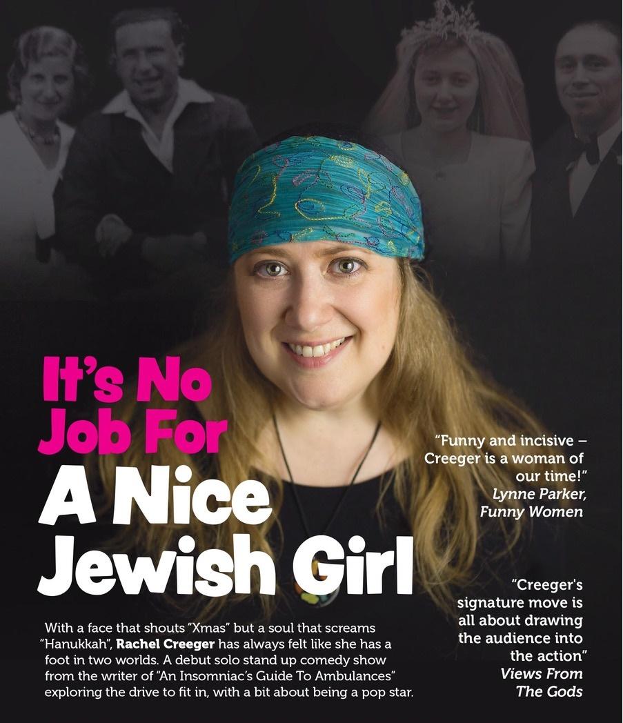 Jewish girl nice A Nice